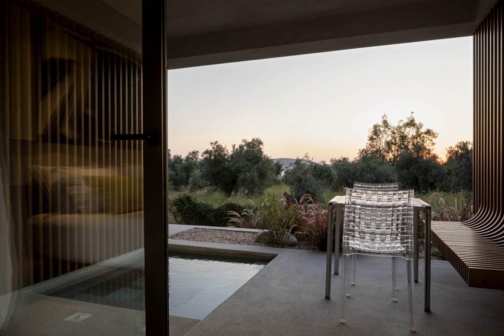 Garden View Suites with mini pool - ground floor