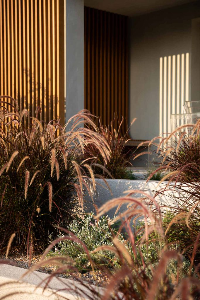 Garden view / Deluxe suite - ground floor